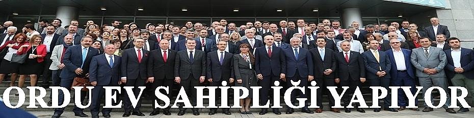 Milletlerarası Türk Halk Kültürü Kongresi Ordu'da başladı