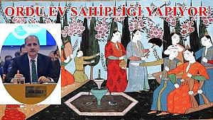 Milletlerarası Türk Halk Kültürü Kongresi Ordu'da başlıyor