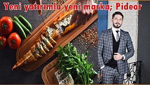 """Tamer Aktaş: """"Pide geleneksel ürünümüz"""""""