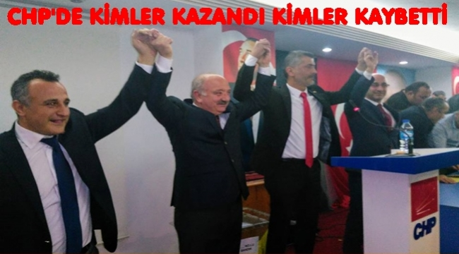 CHP'nin ağır topları il delegesi seçilemedi