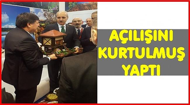 Ordu İzmir'de tanıtılıyor