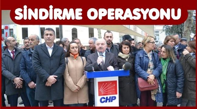 CHP'DEN OHAL AÇIKLAMASI