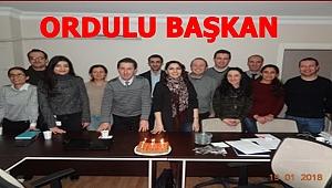 Gıda Mühendisleri İstanbul Şube Başkanı seçildi