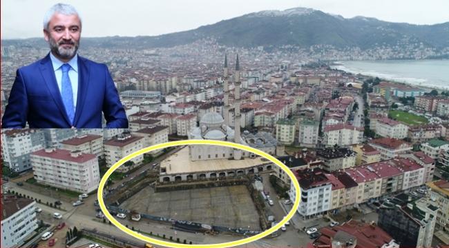 Ulu Cami çevresiyle güzelleşecek