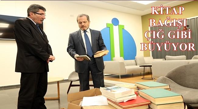 ODÜ Kütüphanesi yayım ağını genişletiyor