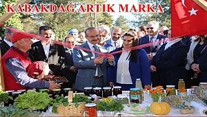 Eko turizmin merkezi Kabakdağ