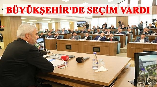 Encümen ve komisyonlar yeniden belirlendi