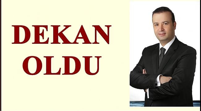 Ordulu Profesör Galatasaray Üniversitesi'nde dekanlığa atandı