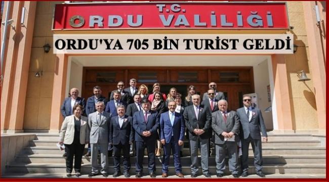 Vali Yavuz: Tanıtım atağını sürdürüyoruz