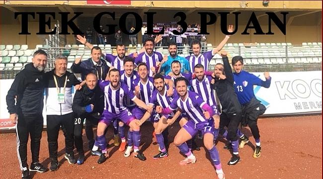 Yeni Orduspor play off aşkına