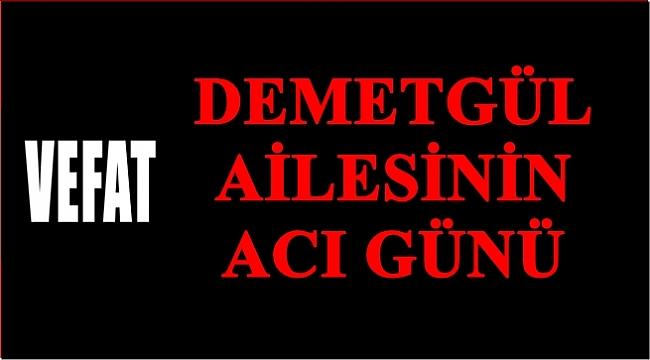Ebru Demetgül yaşamını kaybetti