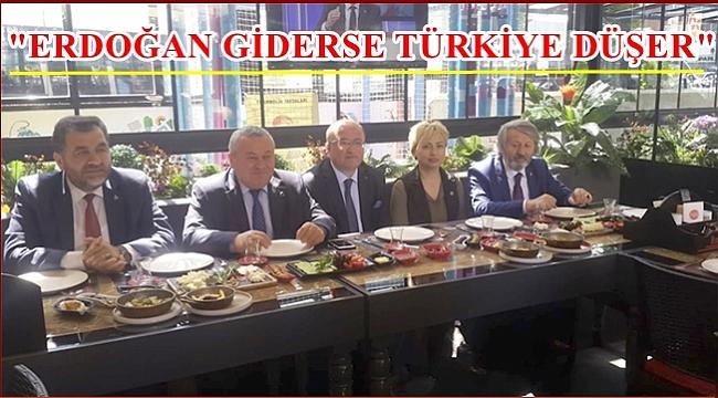 Enginyurt: Erdoğan'ın en az yüzde 60 ile seçilmesi için çalışıyoruz
