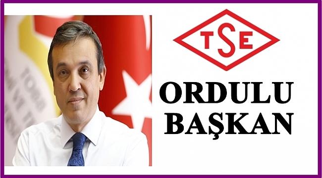 TSE Başkanlığına Prof.Dr. Adem Şahin seçildi