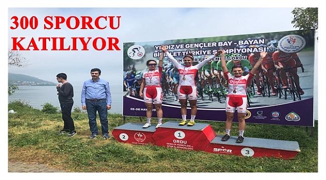 Türkiye şampiyonasına Ordu ev sahipliği yapıyor