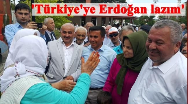 Enginyurt: Fındığı Erdoğan'a iyi anlatamadılar