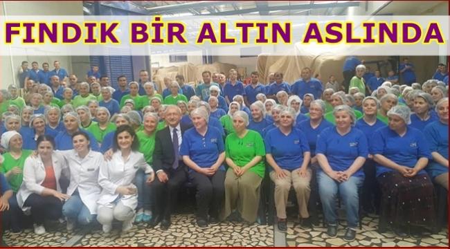 Kılıçdaroğlu: Türkiye yakın gelecekte fındık ithal ederse şaşırmamak gerekir