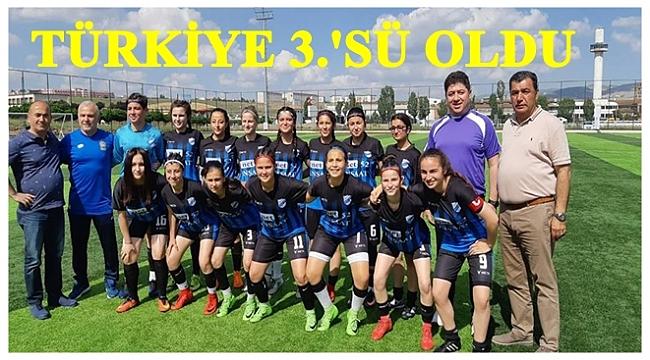 Yeni Mahalle Kadın Futbol Takımının Büyük Başarısı