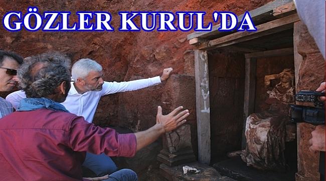 Kurul'da kazılar tekrar başlıyor