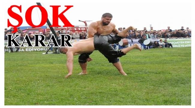 Recep Kara artık Kırkpınar Güreşlerine katılmayacak