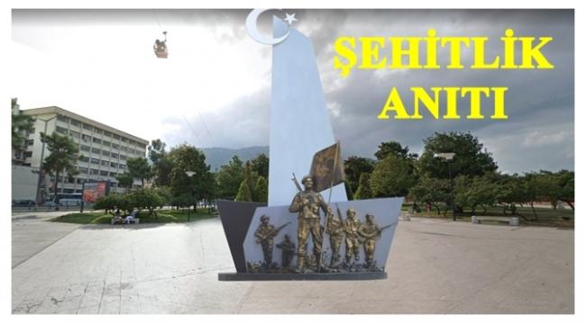 Tarihten Günümüze Ordulu Şehitlerimiz Anıtı
