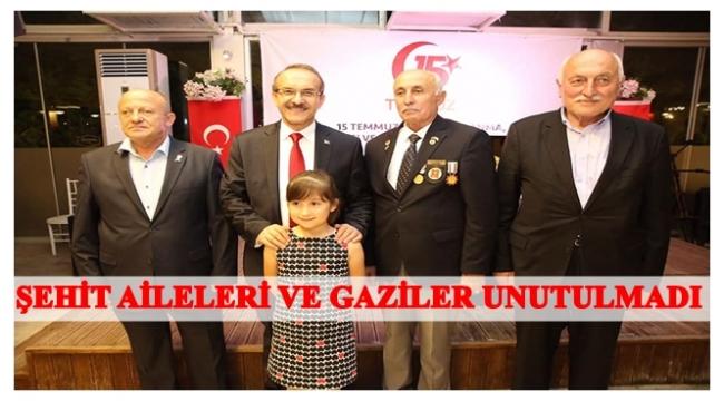 Vali Yavuz: Türkiye Cumhuriyet Devleti Hepimiz İçin Kutsaldır