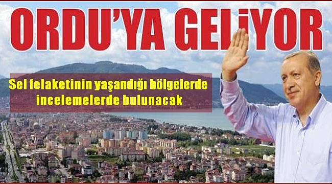 Bakanlardan sonra Cumhurbaşkanı Erdoğan geliyor