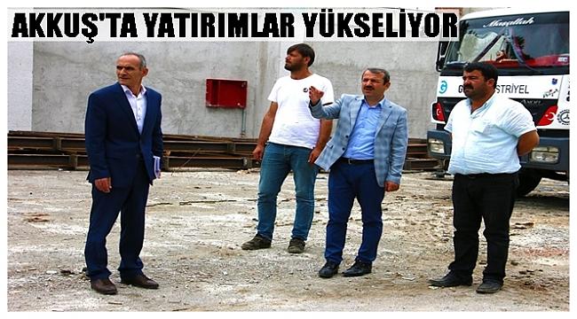 Başkan Demirci: Akkuş Açık Cezaevi inşaatında sona gelindi
