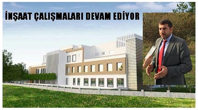 Başkan Türkcan: Ulubey'e modern bir hastane yapılıyor