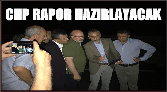 CHP  sel felaketi için Ordu'ya heyet gönderdi