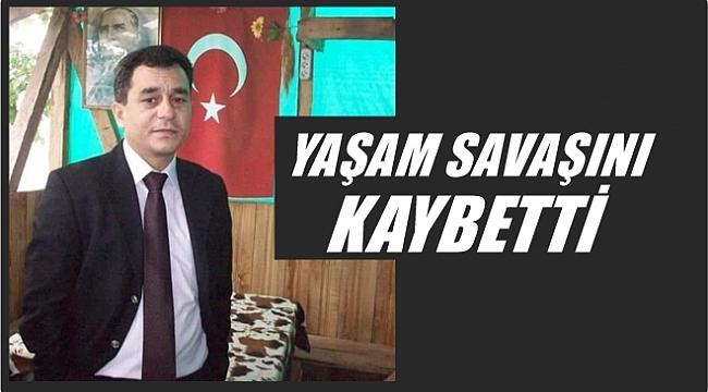 Genel Sekreter Şaban Aydın yaşamını kaybetti