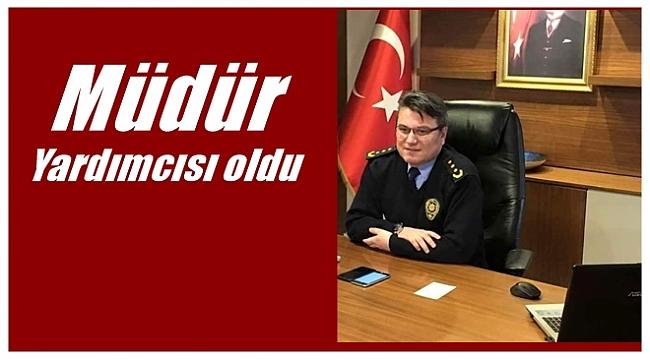 Mustafa Koçyiğit Emniyet Müdür yardımcısı oldu - GÜNDEM - Ordu Gazete