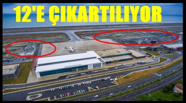 Ordu Giresun Havalimanı için önemli gelişme