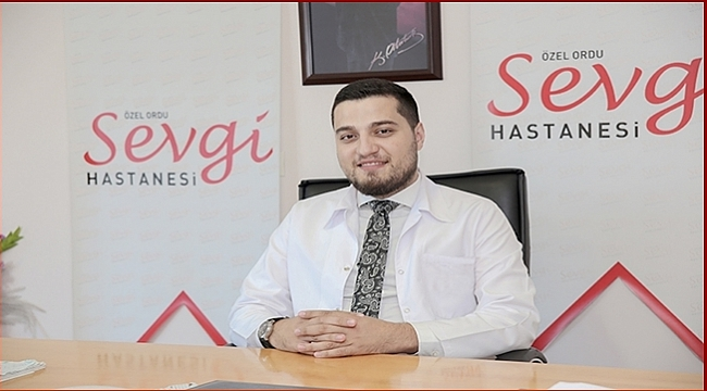 Uzman Dr. Mehmet Akif Aksoy Sevgi Hastanesi'nde