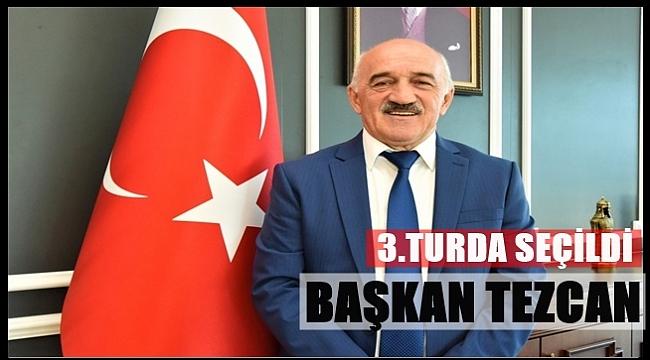 Altınordu Belediye Başkanlığına Celal Tezcan seçildi