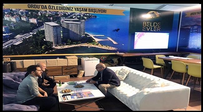 BELDE EVLER İSTANBUL'DA BÜYÜK İLGİ GÖRÜYOR