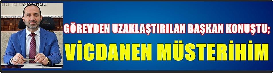 Ahmet Çamyar'dan flaş açıklamalar