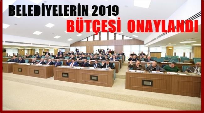 Ordu Büyükşehir Belediyesi'nin 2019 yılı bütçesi ne kadar oldu