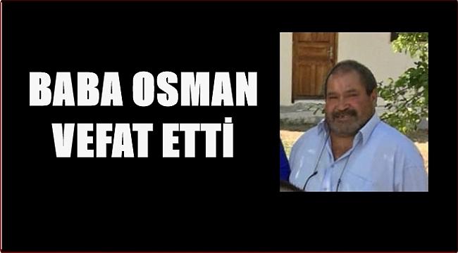 Ordu'nun sevilen ismi Baba Osman vefat etti