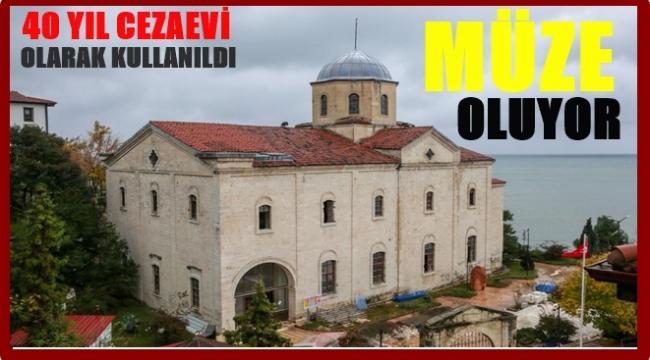 Taşbaşı Kilisesi Müze oluyor