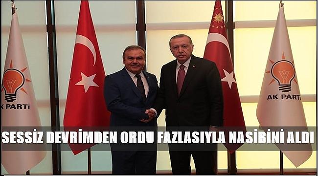 Tomakin: Çağ atlayan bir Türkiye'ye  şahit olduk