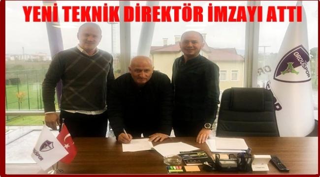 Yeni Orduspor'un Teknik Direktörü Nihat Balan oldu