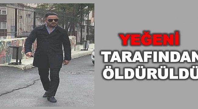 Cinayet İstanbul'da işlendi Ordu'da toprağa verildi