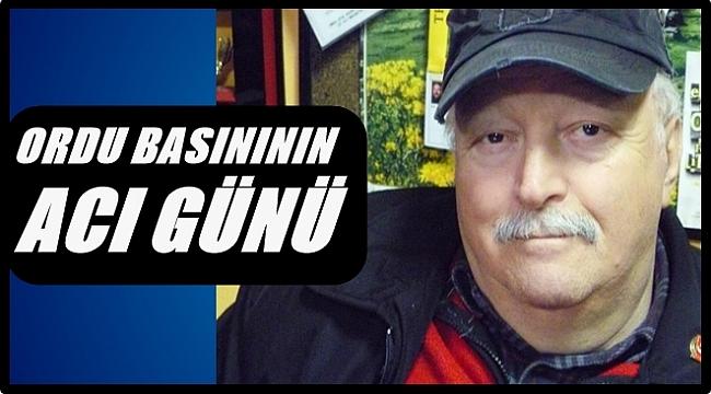 Gazeteci Tuncer Engin yaşamını kaybetti
