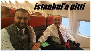 Güler İstanbul'a döndü