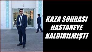 MHP'li Yönetici yaşam mücadelesini kaybetti