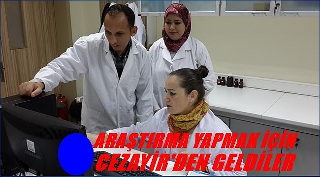 ODÜ laboratuvarı uluslararası standartlara sahip