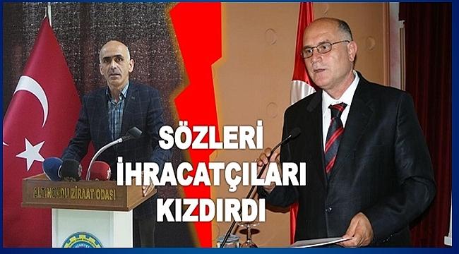 'BU ZAT BASINA VERDİĞİ DEMEÇLERLE BESLENİYOR'