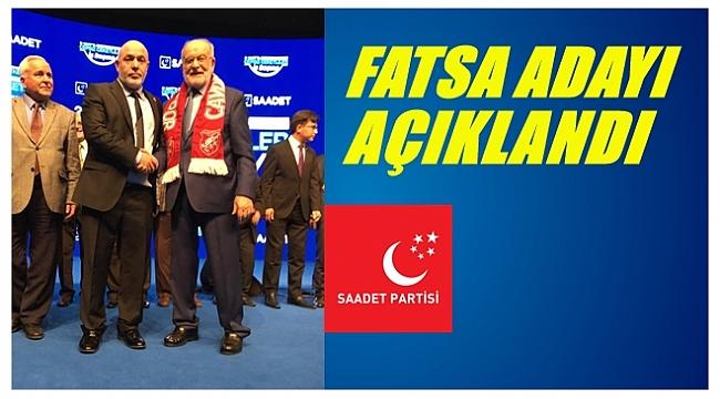 SP Altınordu'dan sonra Fatsa adayını da açıkladı