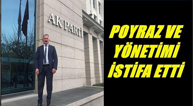 AK Parti Ulubey'de toplu istifa