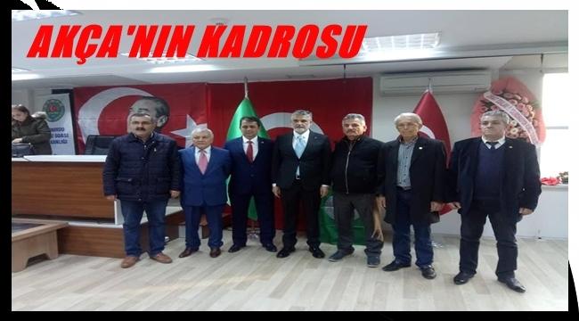 Altınordu Ziraat Odası'nda Meclis Başkanı belli oldu